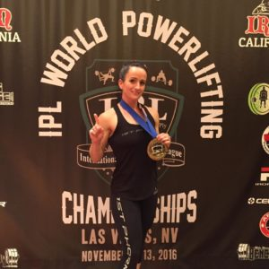 Video Series- Leslie Franklin's Journey to the IPL World Powerlifting Championships