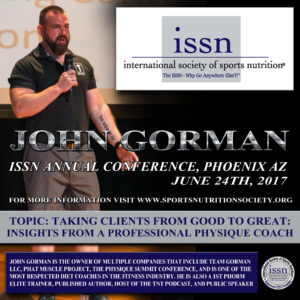 Upcoming Team Gorman Speaking Events