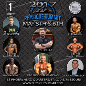 2017 Physique Summit- REGISTRATION IS OPEN!