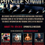 The Physique Summit High Res Full Poster 2