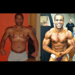 Chris Valentin 1st Place Team Gorman Transformation Contest 2012