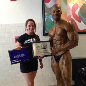 Team Gorman Physique Athlete Success